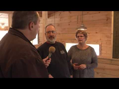 Talking Business - Bechard's Sugar House  2-7-17