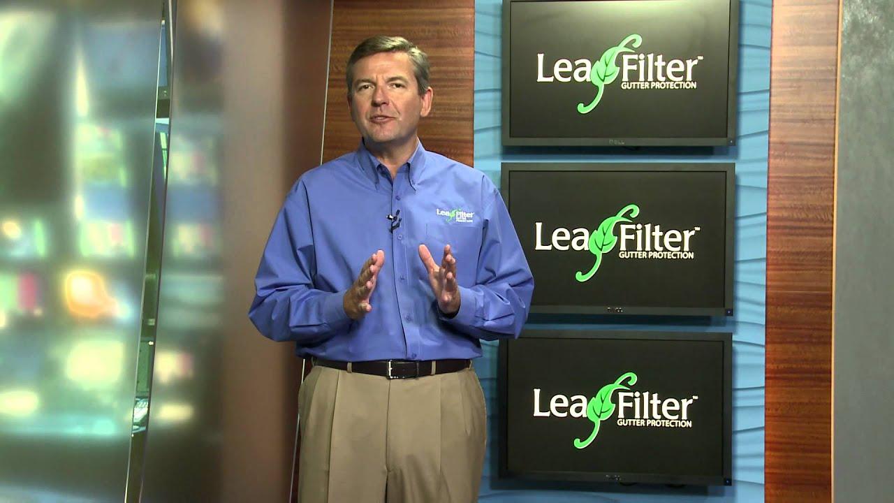 Gutter Guard Comparison Leaffilter Vs Leaf Guard