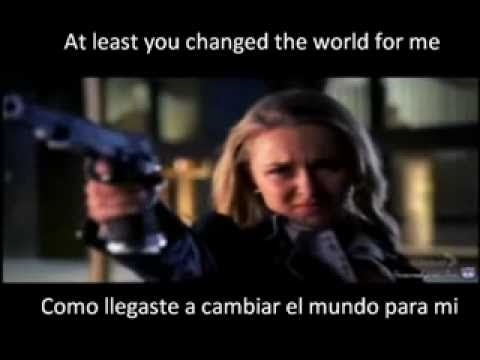 Change the world finger eleven subtitulada ingles español