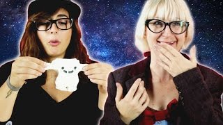 Doctor Who Fans Try Doctor Who-Themed Treats