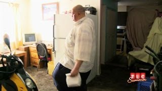 Out for a Walk | The Man with the 132-Pound Scrotum