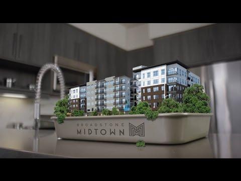 Broadstone Midtown: New Luxury Apartments In Atlanta, GA