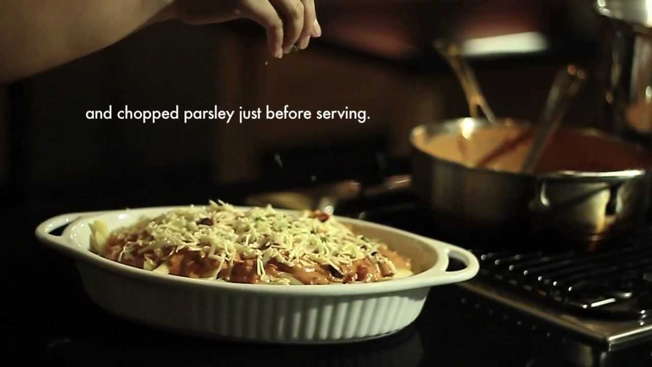 Harpers 6 cheese penne pasta recipe