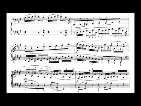 Sonata in A major - K39/P53/L391