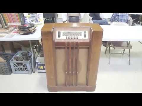 New Jersey Antique Radio Club Spring Swap Meet 2017