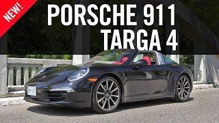 Porsche 911 Targa 4 2016 Videos