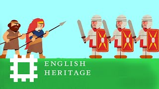 How Did The Romans Change Britain? | History in a Nutshell | Animated History