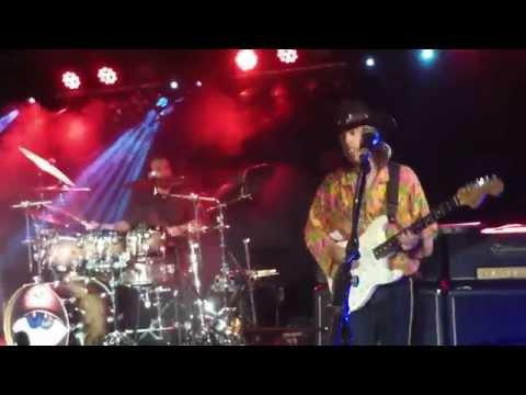 "Randy Hansen All Along The Watchtower Feat. Steffen Thiede ""Tide"" on drums"