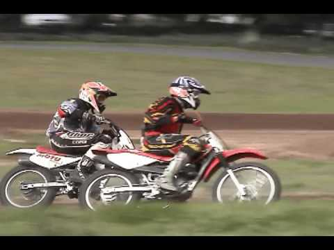 Kenny Roberts - Senior and Junior - Dirttracking at the Ranch