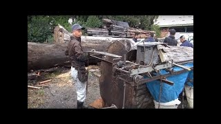 Dangerous Fastest Chainsaw Skills Tree Cutting, Fastest Equipment Tree Cutting Machines