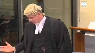 Steven Kay QC: ICTY, Amicus Curiae, The Prosecutor v Slobodan Milosevic