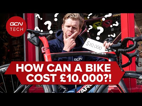 How Can A Road Bike Cost £10,000?!