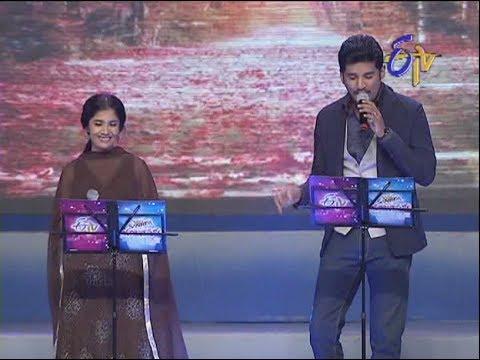Swarabhishekam-Anuradha Sriram &  Vijay Yesudas Performance - Nee Kanti Choopullo Song-8th June 2014