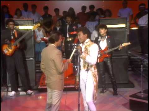 Dick Clark Interviews O'Bryan- American Bandstand 1984