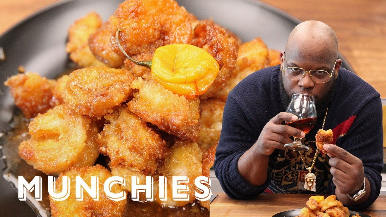 How to Make Hennessy Shrimp 3 Ways with Meyhem Lauren