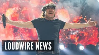 Report: AC/DC Will Announce World Tour With Brian Johnson This Week