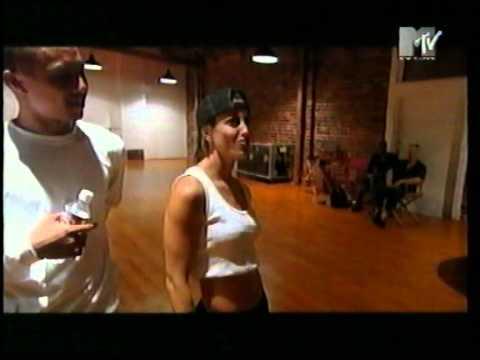 MTV Making the Video  Jennifer Lopez  Waiting For Tonight 1999 Part1