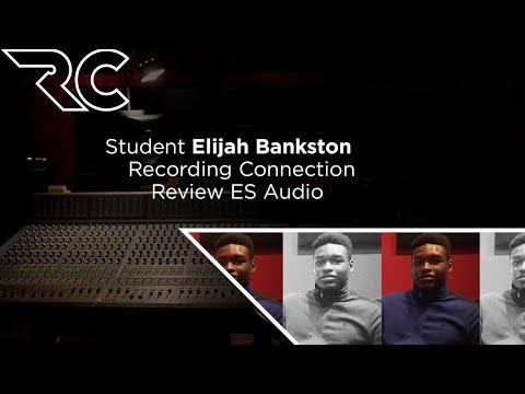 Recording Connection Review ES Audio Elijah Bankston