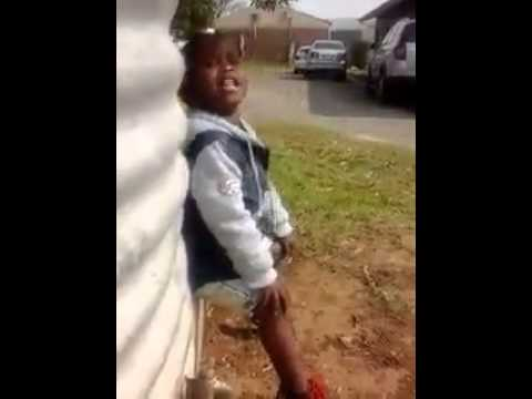 Kid Singing Nomvula by Nathi