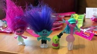 Trolls Surprise Mini Figure Series 5 Blind Bag| Kinetic Rings | JadensWorld Big Birthday Giveaway