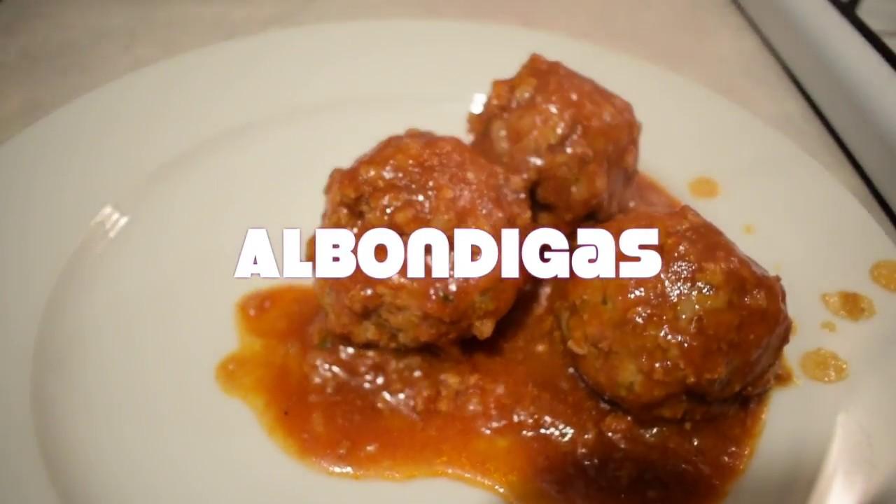 C mo hacer albondigas caseras youtube - Albondigas tradicionales ...