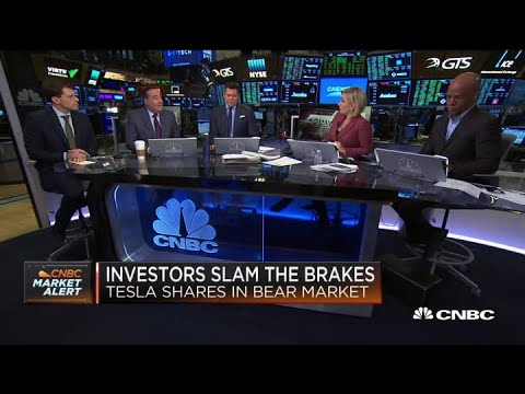 Why Tesla Stock Fell Tuesday
