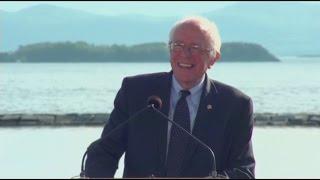 Barnstormin' Bernie: Sanders Rising in Iowa