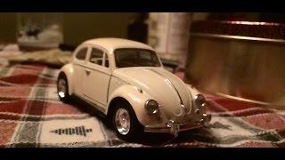 VW Beetle vs VW Van