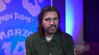 Soda Stereo según Juanes: Un antes y un después
