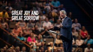 Robert Morris – Great Joy and Great Sorrow – Stand Alone