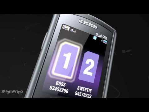 Submarino.com.br | Celular Samsung E2152 Duos