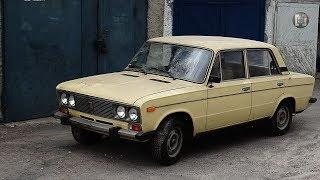 """Новая""""шестерка"""" Капсула времени:ВАЗ-21063 1989 г.в 25 лет Lada barn find vaz"""