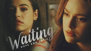 ► hope + josie | who is your heart beating for? (2x06)