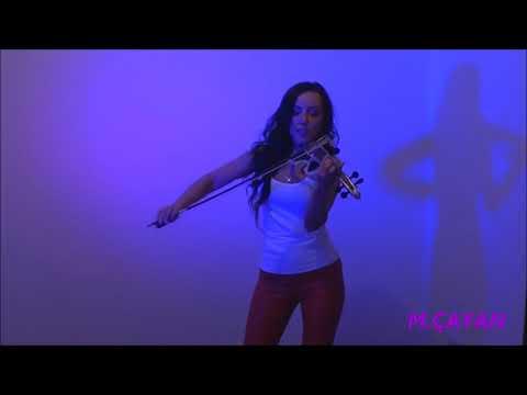 Imany   Don't Be So Shy Filatov & Karas Remix  Violin Cover Agnes Violin Skrzypce Elektryczne