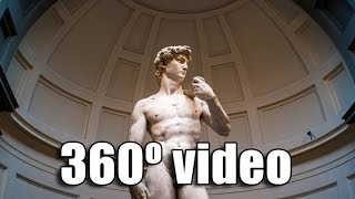 360 VR Tour - Alone with Michelangelo
