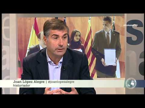 TV3 - Els Matins - Tertúlia del 06/11/15 (part 2) sobre la decisió del TC de la proposta d'indepe