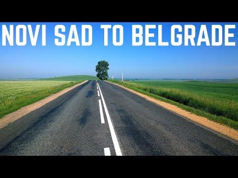 Novi Sad to Belgrade by Car