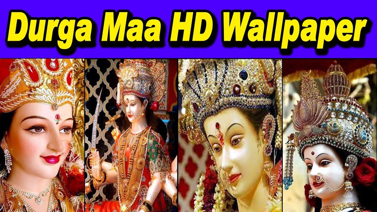 Maa Bhagwati Wallpaperjai Mata Di Youtube