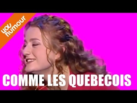 Eglantine Blanckaert allume les québécois !