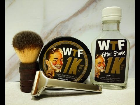 Supply  Limited Edition SE, WTF 1K soap and aftershave
