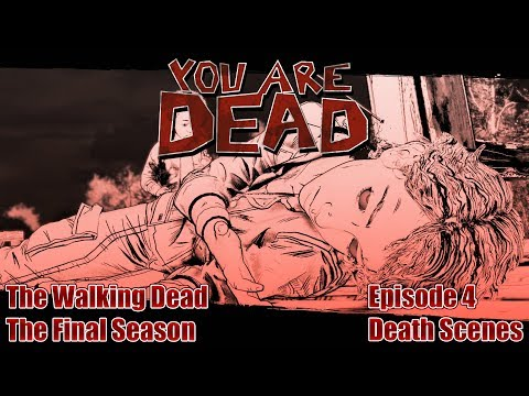 "The Walking Dead Game Death Scenes - Season 4 Episode 4: ""Take Us Back"""