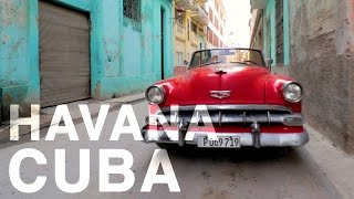Cuba 2017Everything you need to know before traveling to Havana as an American