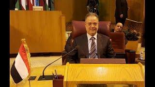 الوفد الحكومي يستعرض رؤية إعادة الشرعية لليمن