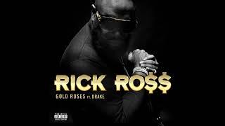 Rick Ross - Gold Roses ft Drake [Official Instrumental]