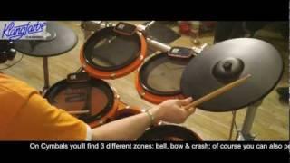 2box drumit five module demonstration in der klangfarbe ger eng sub