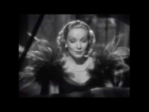Marlene Dietrich sings 'Awake in a Dream' From 'Desire' 1936