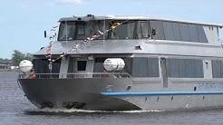 Silver Sky Hämeenlinna ravintolalaiva Nokia Eden kylpylä satama