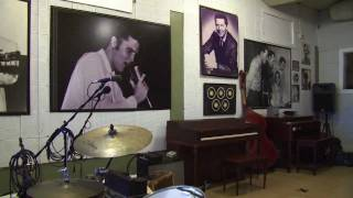 Memphis: Sun Studio - Home to Elvis Presley, Johnny Cash, and Jerry Lee Lewis