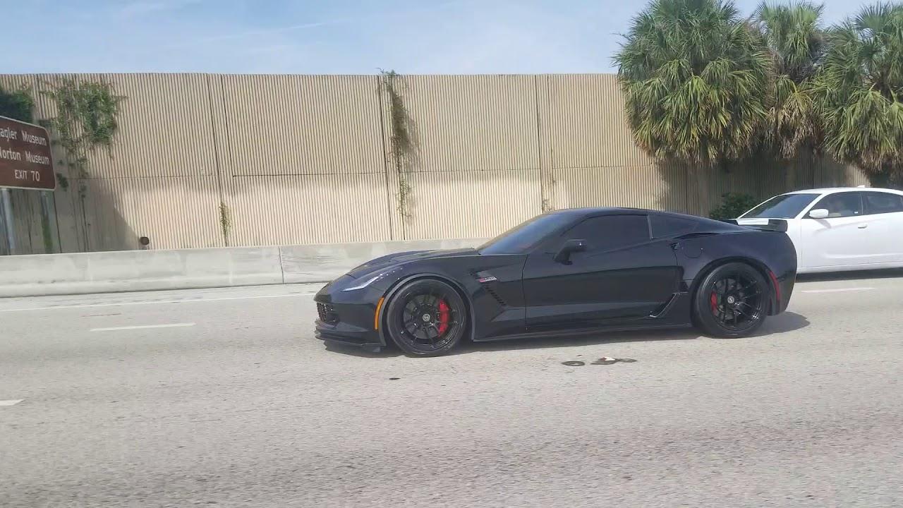 Vengeance Racing C7 Corvette Z06!! The Sound!!