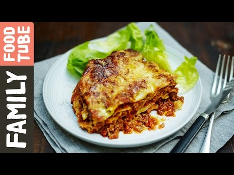 How to make vegetarian lasagne recipe jamie oliver